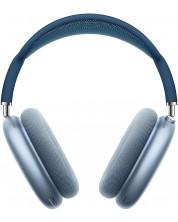 Casti wireless Apple - AirPods Max, albastre