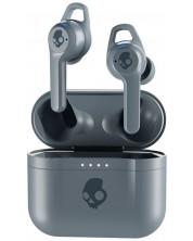 Casti wireless Skullcandy - Indy ANC, TWS, gri -1