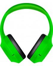 Casti wireless cu microfon Razer - Opus X, ANC, Green -1