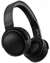 Casti wireless cu microfon Maxell - BTB52, negre