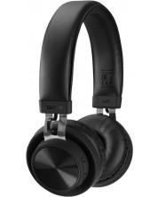 Casti wireless cu microfon ACME - BH203, negre