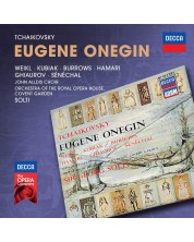 Bernd Weikl - Tchaikovsky: Eugene Onegin (2 CD)