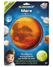 Planeta luminoasa in intuneric Buki Space - Marte -1