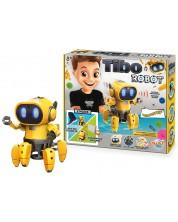 Set de experimente Buki Sciences - Robotul Tibo -1