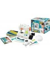 Studiou profesional pentru copii Buki Professional Studio - Masina de cusut cu accesorii -1