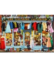 Puzzle Bluebird de 1000 piezse -The Clothing Emporium, Gary Walton