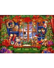 Puzzle  Bluebird de 1000 piese - Ye Old Christmas Shoppe, Ciro Marchetti