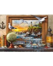 Puzzle Bluebird de 1000 piese - Marine to Life, Dominic Davison