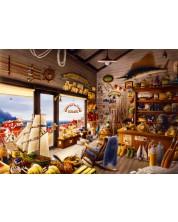 Puzzle Bluebird de 1000 piese - Joe & Roy Bait & Fishing Shop