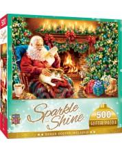 Puzzle starlucitor Master Pieces de 500 pieseи -Christmas dreams