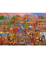 Puzzle Bluebird de 1000 piese - Arabian Street, Ciro Marchetti
