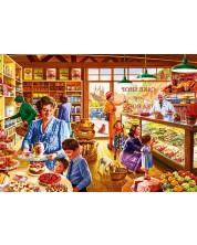 Puzzle Bluebird de 1000 piese - Nostalgic Cake shop, Steve Crisp