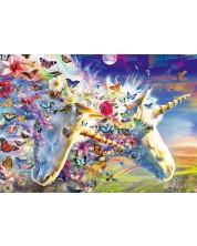 Puzzle Bluebird de 1000 piese - Unicorn Dream, Adrian Chesterman