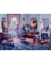 Puzzle Bluebird de 1000 piese -Romantic Reminiscence, John O'Brien