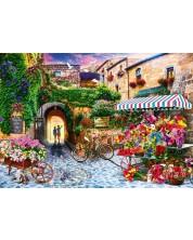 Puzzle Bluebird de 1000 piese -The Flower Market, Jason Taylor