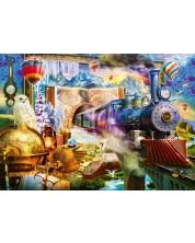 Puzzle Bluebird de 1000 piese -Magical Journey, Jan Patrik Krasny