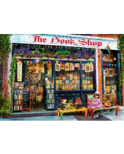 Puzzle Bluebird de 1000 piese - The Bookshop Kids, Aimee Stewart
