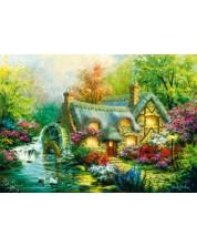 Puzzle Bluebird de 1000 piese - Country Retreat, Nicky Boheme