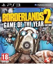 Borderlands 2 GOTY (PS3)