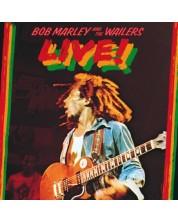 Bob Marley and The Wailers - Live! (CD)