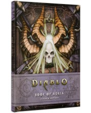 Book of Adria: A Diablo Bestiary (UK edition)