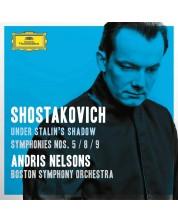 Boston Symphony Orchestra - Shostakovich: Symphony Nos. 5, 8 & 9; Incidental Music To Hamlet (2 CD)