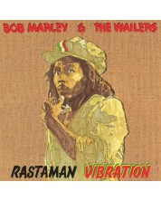 Bob Marley and The Wailers - Rastaman Vibration (CD)