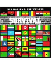 Bob Marley and The Wailers - Survival (CD)