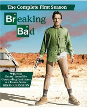 Breaking Bad - Season 01 (Blu-Ray) -1