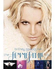 Britney Spears - Britney Spears Live: the Femme Fatale To (DVD)