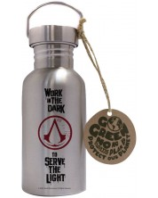 Sticla pentru apa GB eye Games: Assassin's Creed - Logo (Eco Bottle)