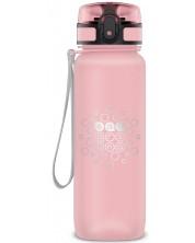 Sticla pentru apa Ars Una - Roz-deschis mat, 800ml