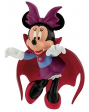 Figurina Bullyland Mickey Mouse & Friends - Mickey Mouse in costum de Halloween