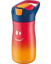 Sticla pentru apa Maped Concept Kids - Rosie, 430 ml