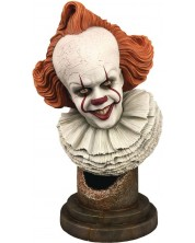 Statueta bust Diamond Movies: IT - Pennywise (Part 2), 25 cm