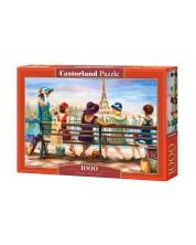 Puzzle Castorland de 1000 piese - Ziua fetelor