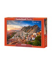 Puzzle Castorland de 3000 piese - Pietrapertosa Italia