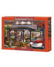 Puzzle Castorland de 1000 piese - Magazinul general al lui Jeb