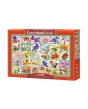 Puzzle Castorland de 1000 piese - Vintage Flora