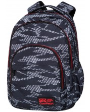 Ghiozdan scolar Cool Pack Basic Plus - Topo Red
