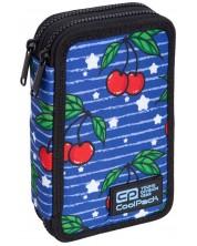 Penar cu rechizite scolare Cool Pack Jumper 2 - Cherries