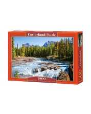 Puzzle Castorland de 1500 piese - Rau in Canada