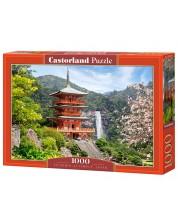 Puzzle Castorland de 1000 piese - Seyganto-ji in Japonia