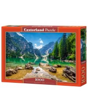 Puzzle Castorland de 1000 piese - Lacul Heaven
