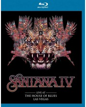 Carlos Santana - Santana IV - Live form Las Vegas (Blu-Ray)