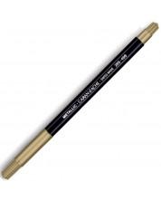 Marker Caran d'Ache Metallic – Auriu -1