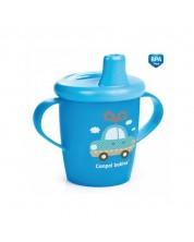 Cana antivarsare cu cioc tare Canpol - Toys, albastra -1