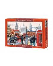 Puzzle Castorland de 1000 piese - Londra, Richard Macneil