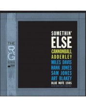 Cannonball Adderley - SOMETHIN' Else (RUDY van Gelder REMASTER) (CD)