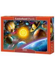Puzzle Castorland de 500 piese - Spatiul cosmic